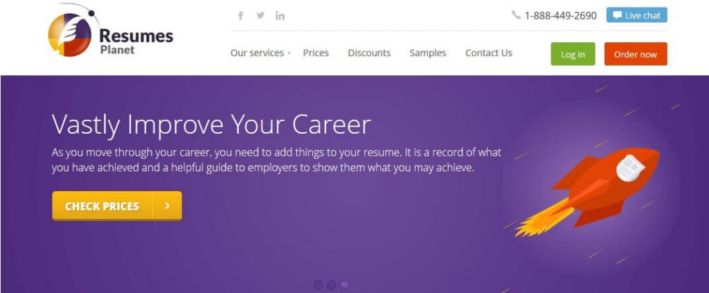 Resumesplanet.com Review  Resume Com Review