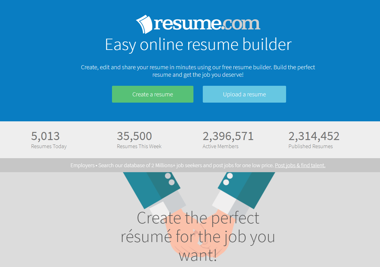 Wonderful Resume.com Review For Resume Com Review