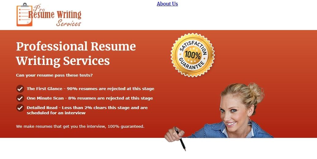 ProResumeWritingServicescom Review Resume Writing Services Reviews
