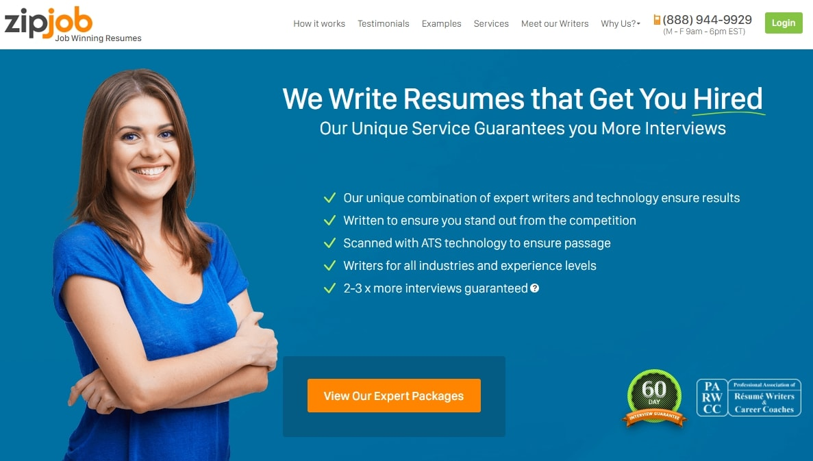 zipjob com review  u2014 resume writing services reviews